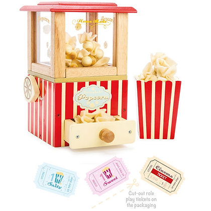 Machine à  pop corn Toy van