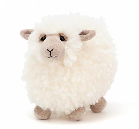 Rolbie petit mouton blanc - Jellycat