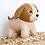 Thumbnail: Hochet Tyni Friends - Adrien le petit chien