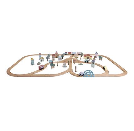 Petit Train kit de démarrage XXL - Little Dutch