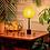 Thumbnail: Lampe APAPA Moutarde La Case de Cousin Paul