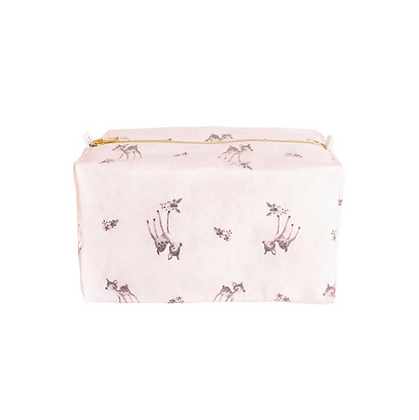 Trousse de toilette Vic Rose pâle