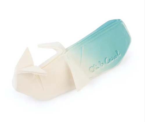 Jouet de bain H2Origami Baleine - Oli&Carol
