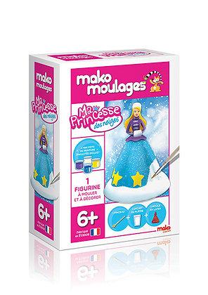 Clara Princesse des Neiges - Mako Moulage