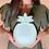 Thumbnail: Assiette verte Ananas - Yuko B