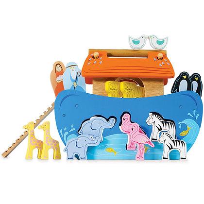 Arche de Noé Toy Van