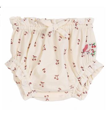 Bloomer en coton, imprimé cerises - Emile Et Ida