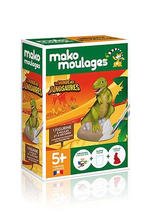 Dinosaure Tyrannosaure - Mako Moulages