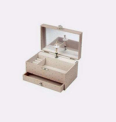 Boîte à bijoux musicale - Ninon et Ninou