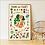 Thumbnail: Poster - Puzzle en stickers La Forêt
