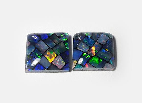 Par de Mosaicos