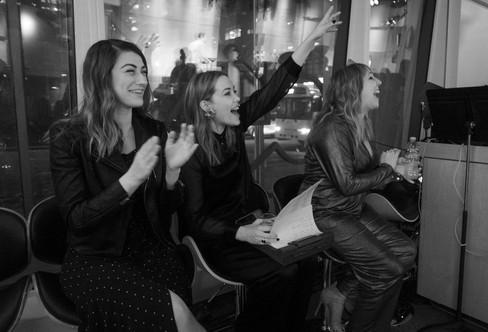 Courtney Smith, Kelly Glenn & Jessica Ryan