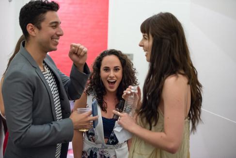Joey Contreras, Carissa Hogeland & Mia Gerachis
