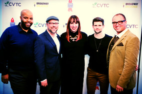 Jermaine Blackwell, Nathan Tysen, Jessica Ryan, Kyle Dean Massey & Avery Ragsdale