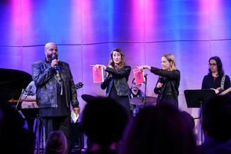 Jermaine Blackwell, Courtney Smith & Kelly Glenn
