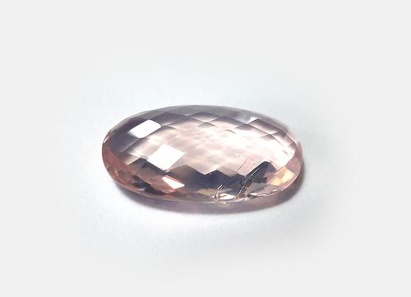 Quartzo Rosa Oval