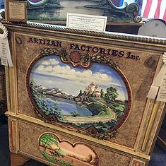 Artizan Style XA-1 Band Organ; DeBence Museum