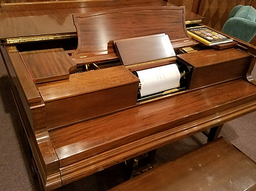 Reproducing Piano