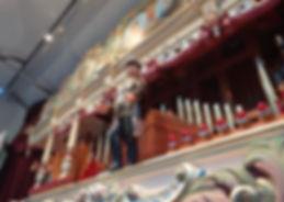 89 Key Gavioli at a Band Organ Rally