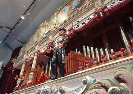 89 Key Gavioli at a Band Organ Rally