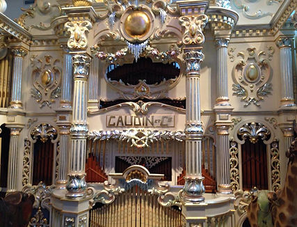 114 Key Gaudin Dance Organ