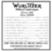 Wurlitzer 165 Roll 6858