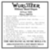 Wurlitzer 165 Roll 6870