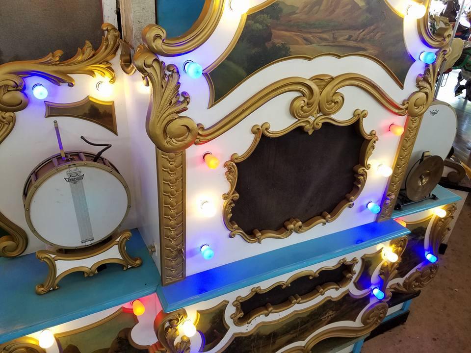 Hersheypark Wurlitzer 153 Band Organ