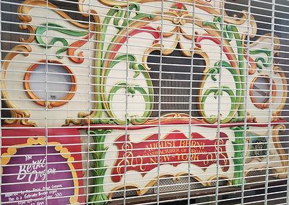 Gebruder Bruder Style 107 at Knoebels Amusement Resort