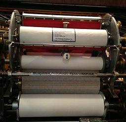 Wurlitzer Automatic Roll Changer