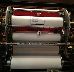 Wurlitzer Automatic Roll Changer