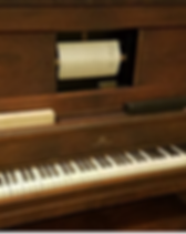 88 Note 'Standard' Player Piano