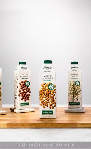 Elmhurst - Almond Milk