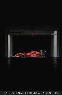 Tatuus Renault Formula - Allen Berg Racing School