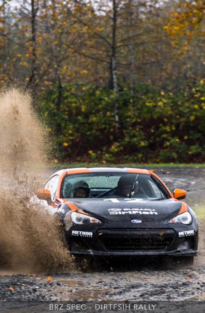 BRZ Spec - Dirtfish Rally Racing