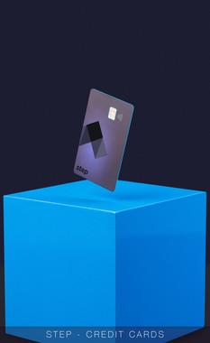 Step Credit Card