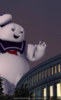 Ghostbusters - SF Symphony
