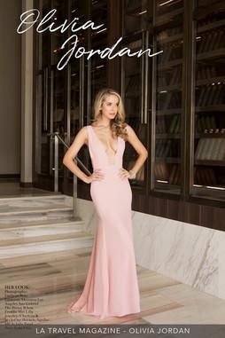 LA Travel Magazine - Olivia Jordan