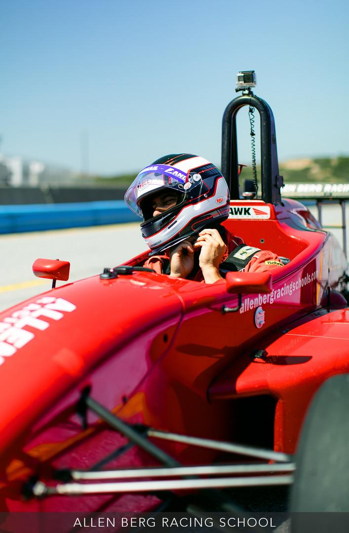 Allen Berg Racing School