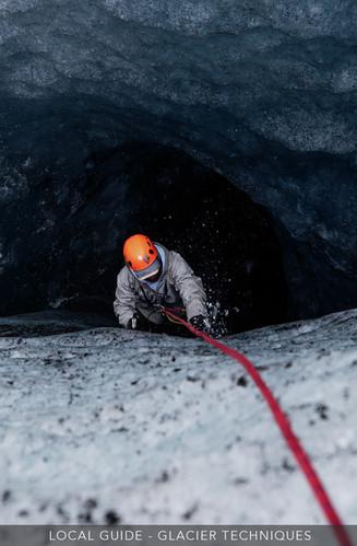 Local Guide - Glacier Techniques