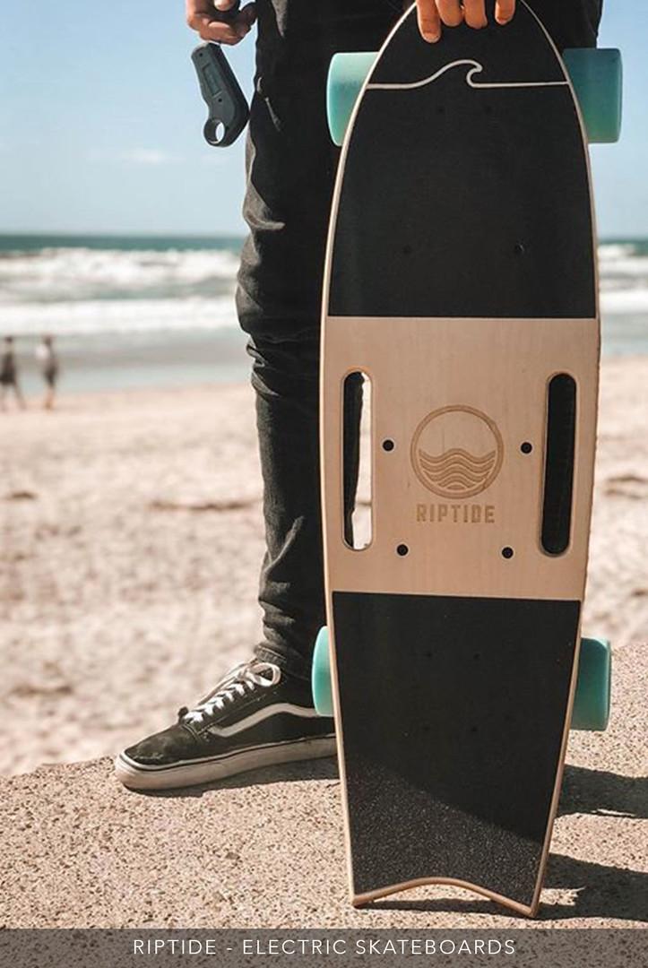 Riptide Electric Skateboards