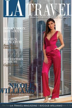 LA Travel Magazine - Nicole Williams