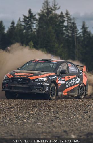 STI Spec - Dirtfish Rally Racing