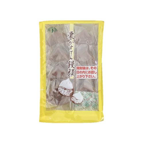 栗カステラ饅頭