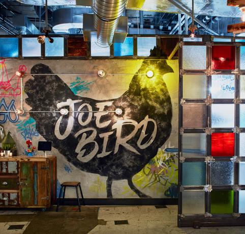 JOE BIRD QUEENS QUAY TERMINAL TORONTO_ (