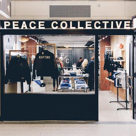 PEACE COLLECTIVE UNION STATION TORONTO_