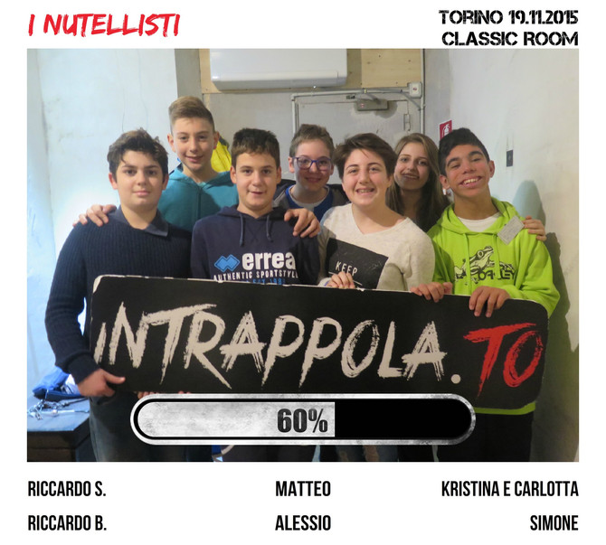 """""""INTRAPPOLATI"""" A TORINO"""