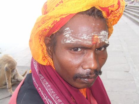 インドへの旅、その1