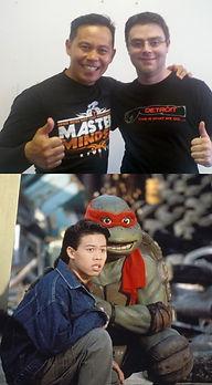 Ernie Reyes Jr. Martial Arts