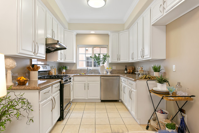 How to Make A Smaller Kitchen Feel Bigge